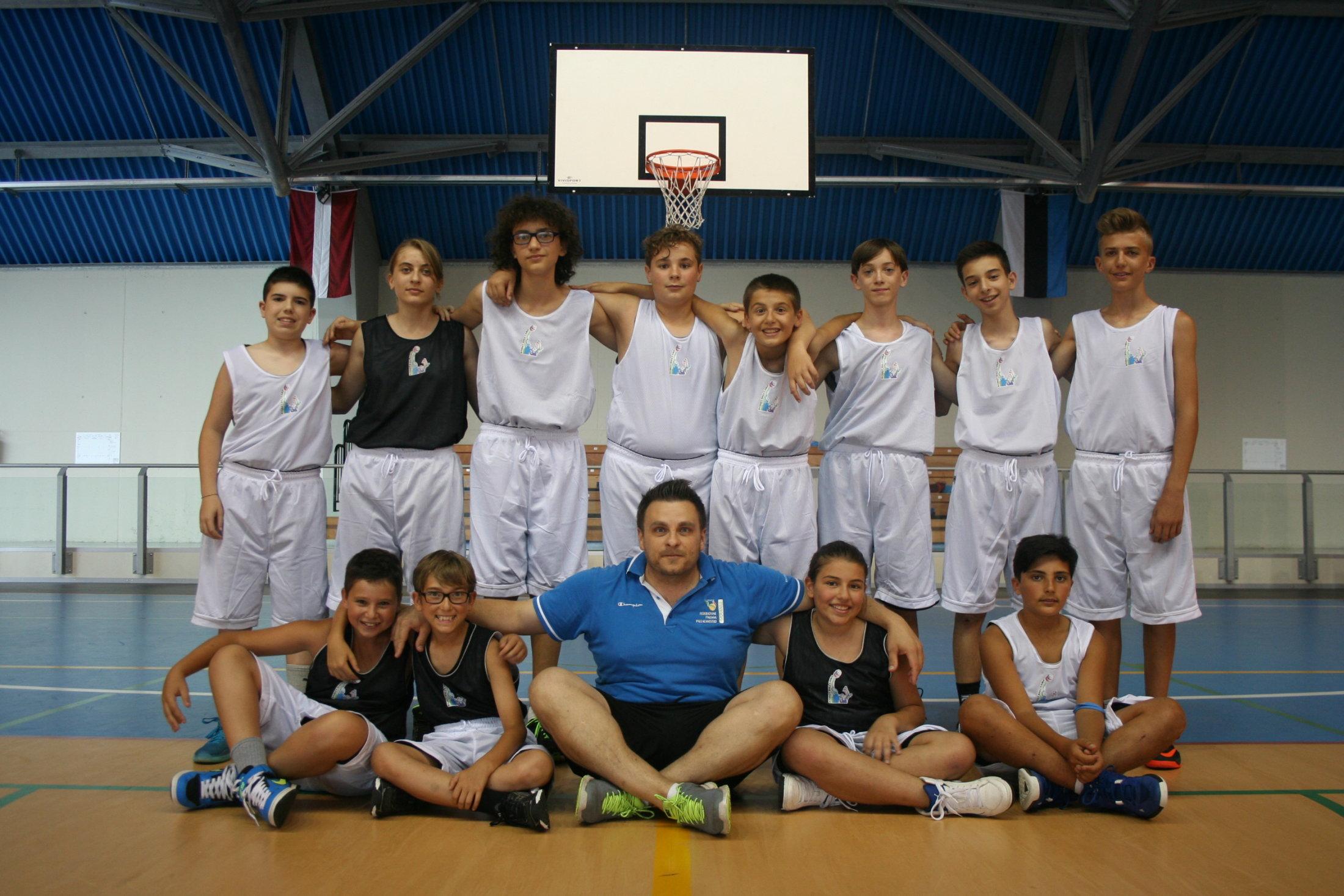 Piancavallo Basket Ball Camp